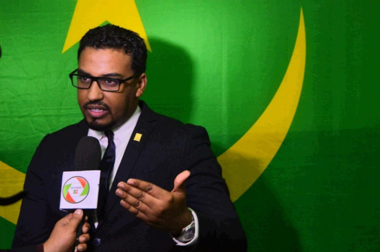 الدكتور الشيخ محمد فاضل ولد اكَّـوهي
